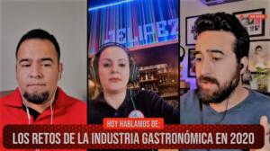 PODCAST | Los retos de la industria gastronómica en 2020