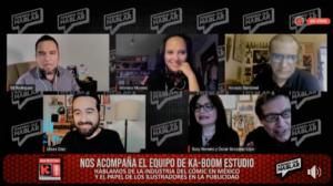 PODCAST | La industria del Cómic en México y el papel de los ilustradores en la publicidad