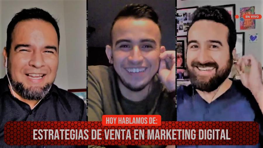 PODCAST | Estrategias de Ventas en Marketing Digital