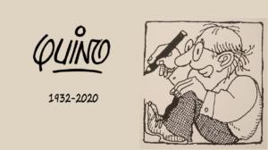 Falleció 'Quino', el creador de 'Mafalda'