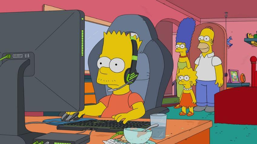 ¡Confirmada!  Nueva temporada de Los Simpson