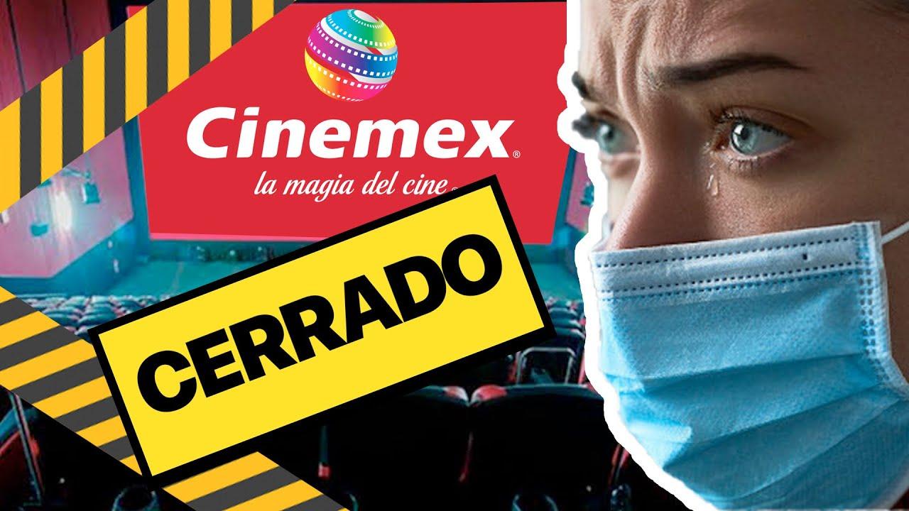 Crisis en Cinépolis y Cinemex: más de la mitad de los cines cerrados