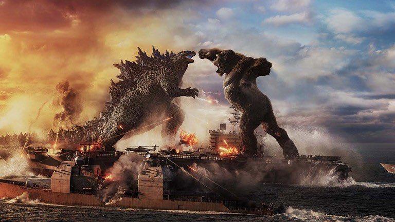 El combate Godzilla vs Kong ya estrenó