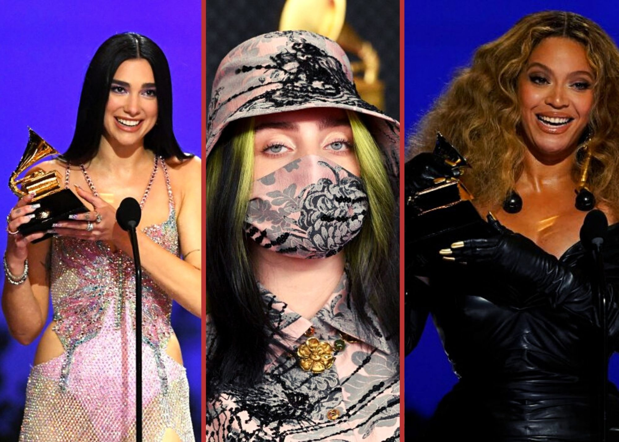 Los mejores momentos de los Grammy 2021