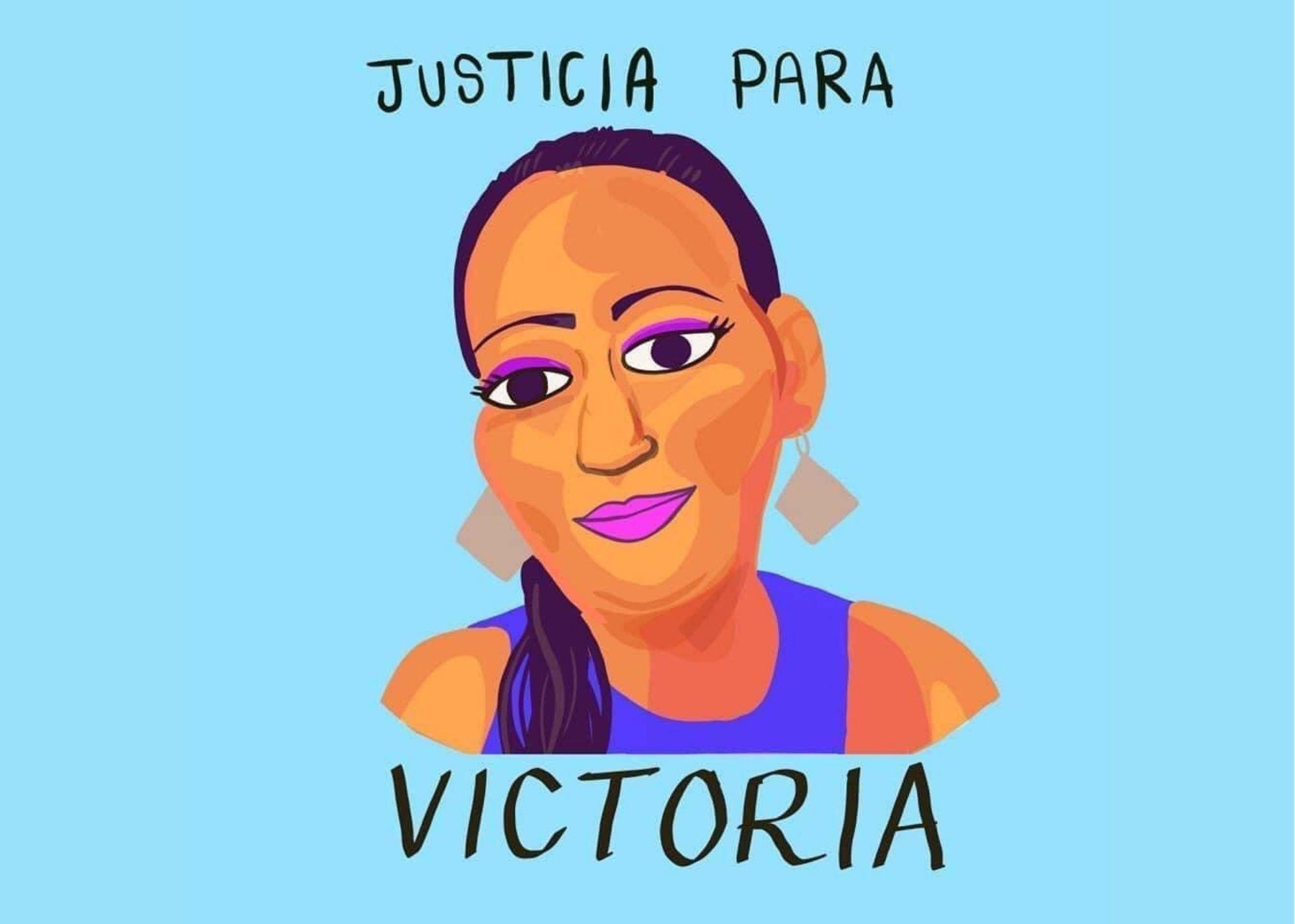 """""""No murió, la mataron"""" Exigen justicia por Victoria Salazar"""