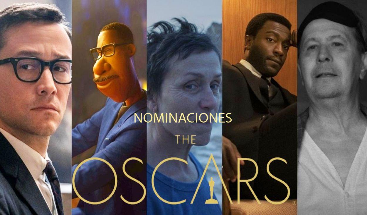 Conoce a los nominados de los Premios Oscar 2021