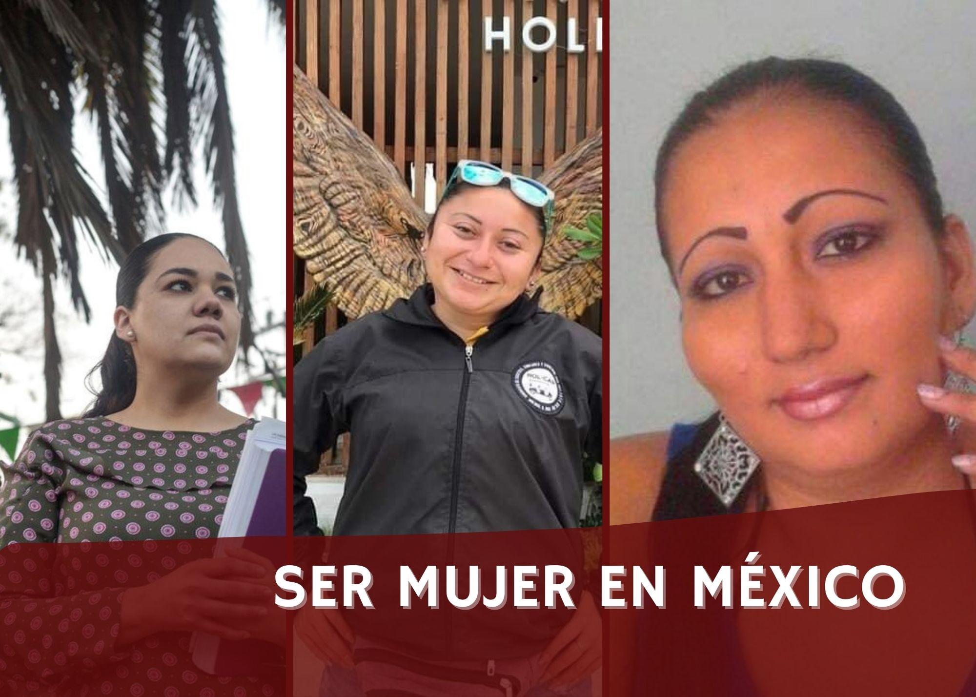 Insoportable ser mujer en México