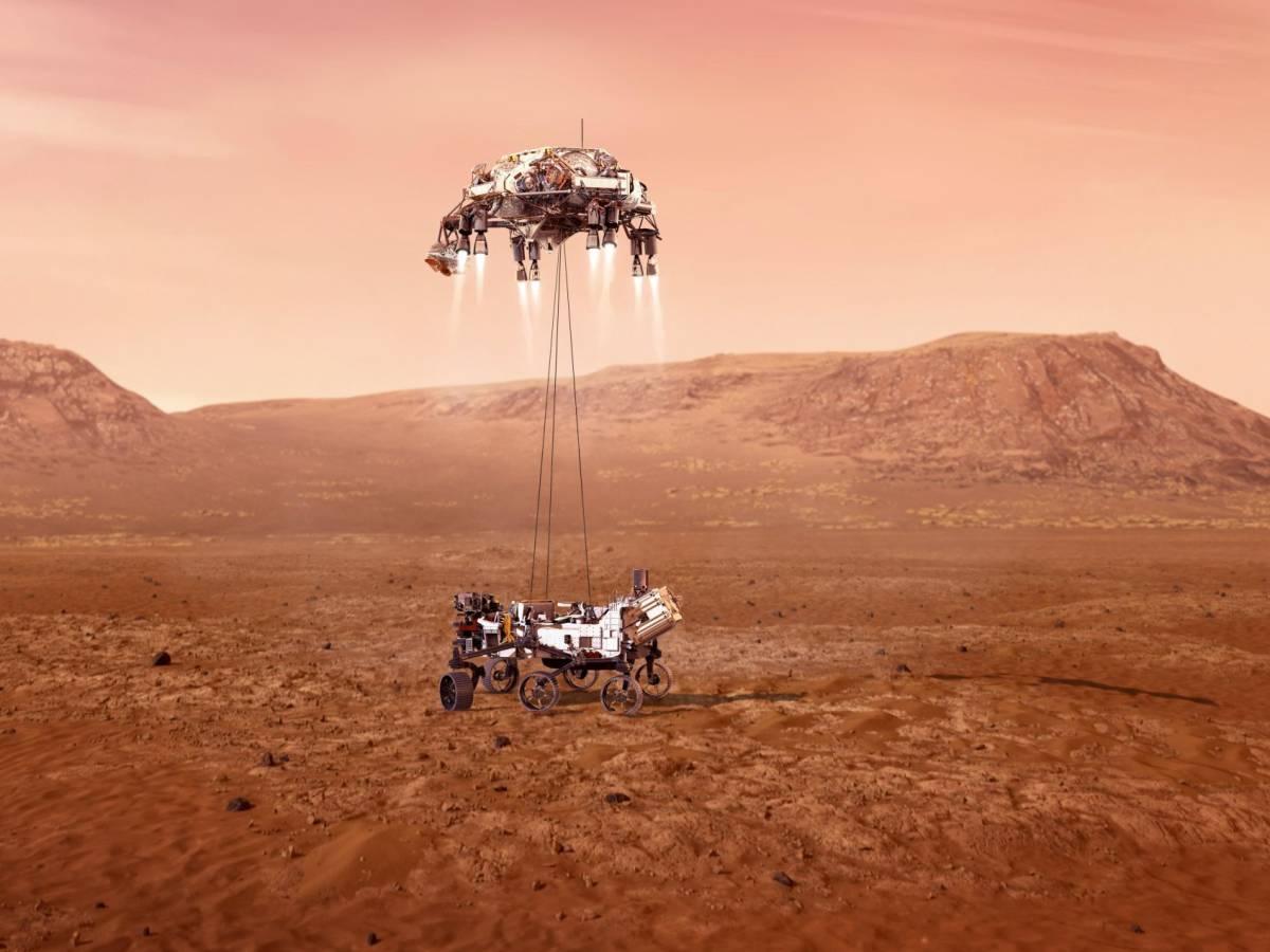 ¿Enviar mi nombre a Marte? Curiosidades de la misión MARS 2020