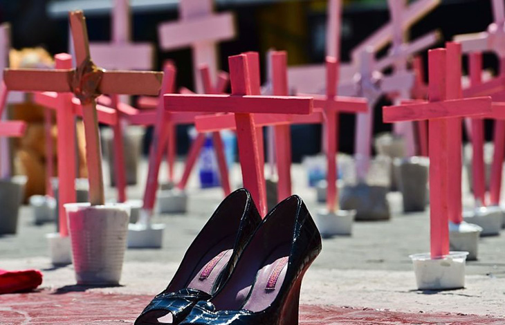 10 mujeres mueren diario por violencia de género en México