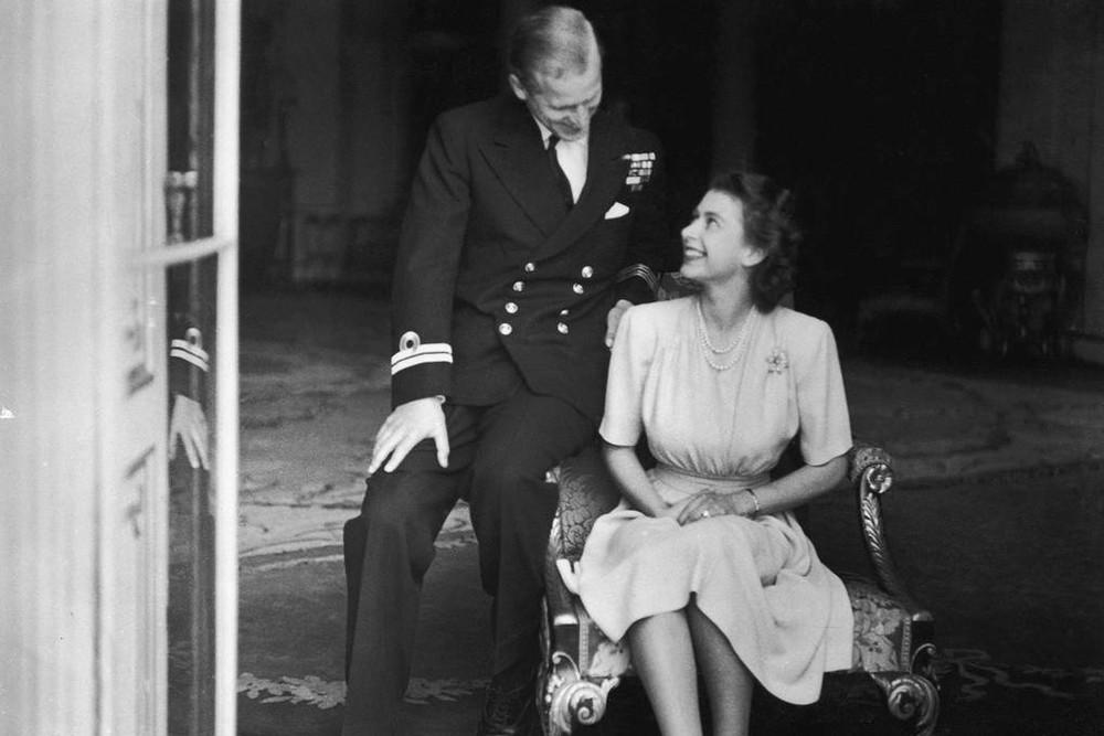 Felipe de Edimburgo e Isabel II: Una historia de amor