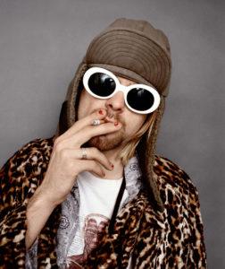 Los escándalos de Kurt Cobain
