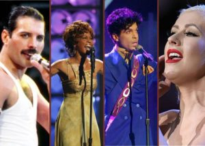 Los artistas con la mejor voz en toda la historia