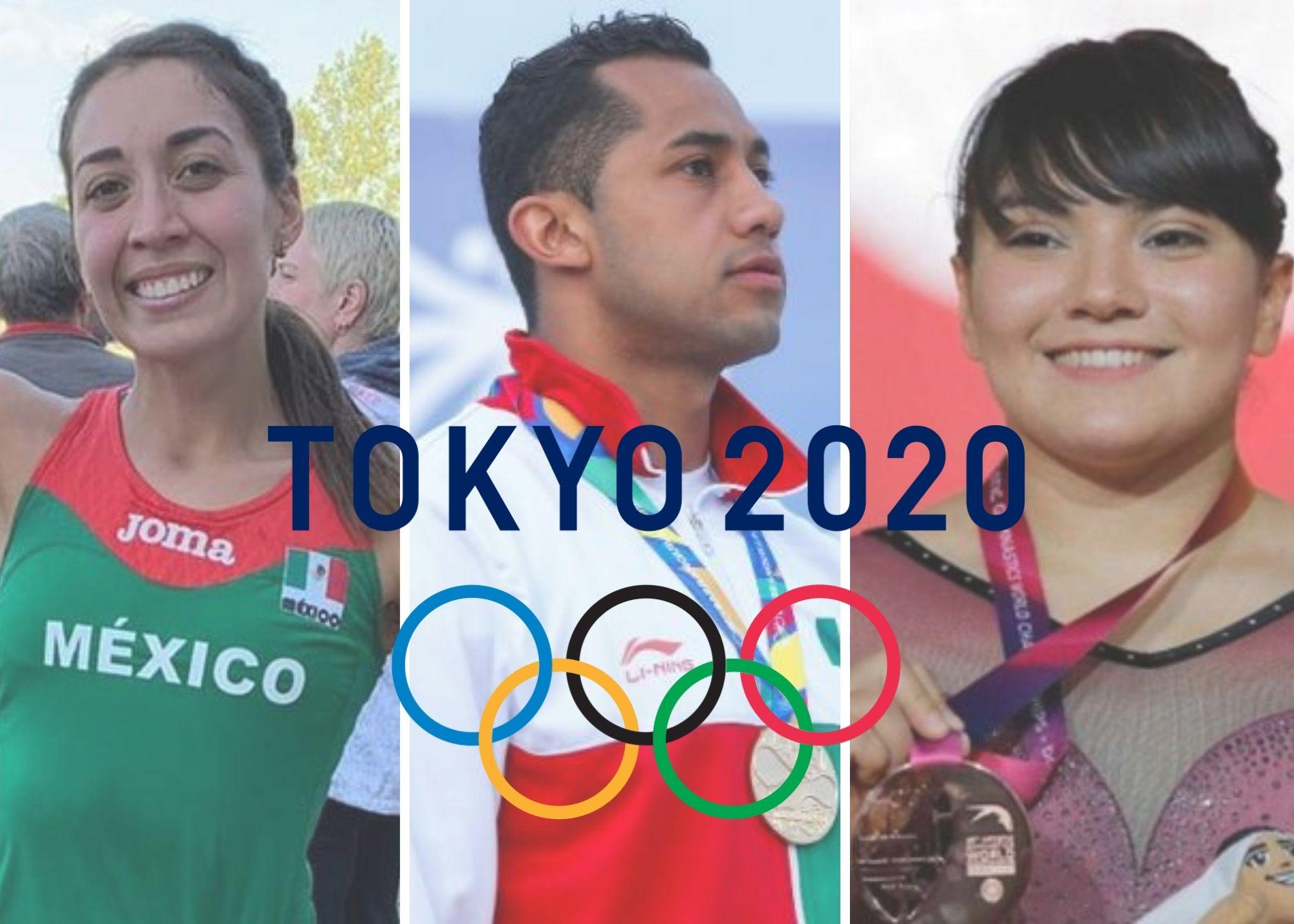 Los mexicanos que van a Tokyo 2020