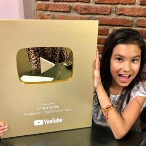 Niños mexicanos que son un éxito en YouTube