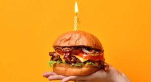 ¡Feliz día de la hamburguesa!