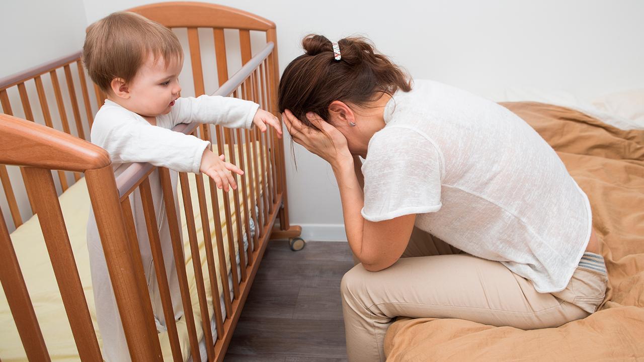 Importancia de la salud mental de mamá
