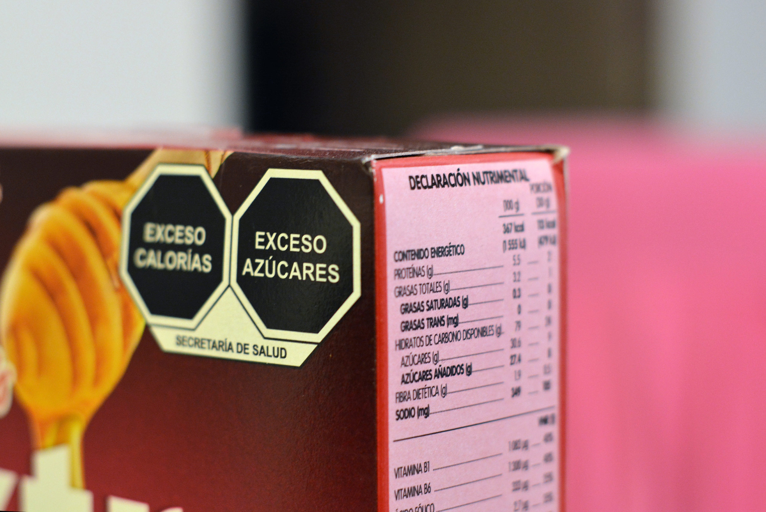 El nuevo etiquetado no cambió los hábitos de consumo de los mexicanos