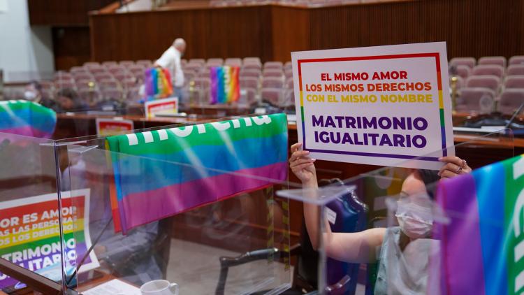 Congreso de Sinaloa aprueba el matrimonio igualitario