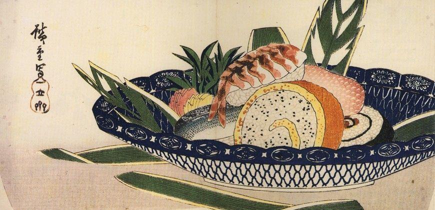 Estas son algunas curiosidades del sushi