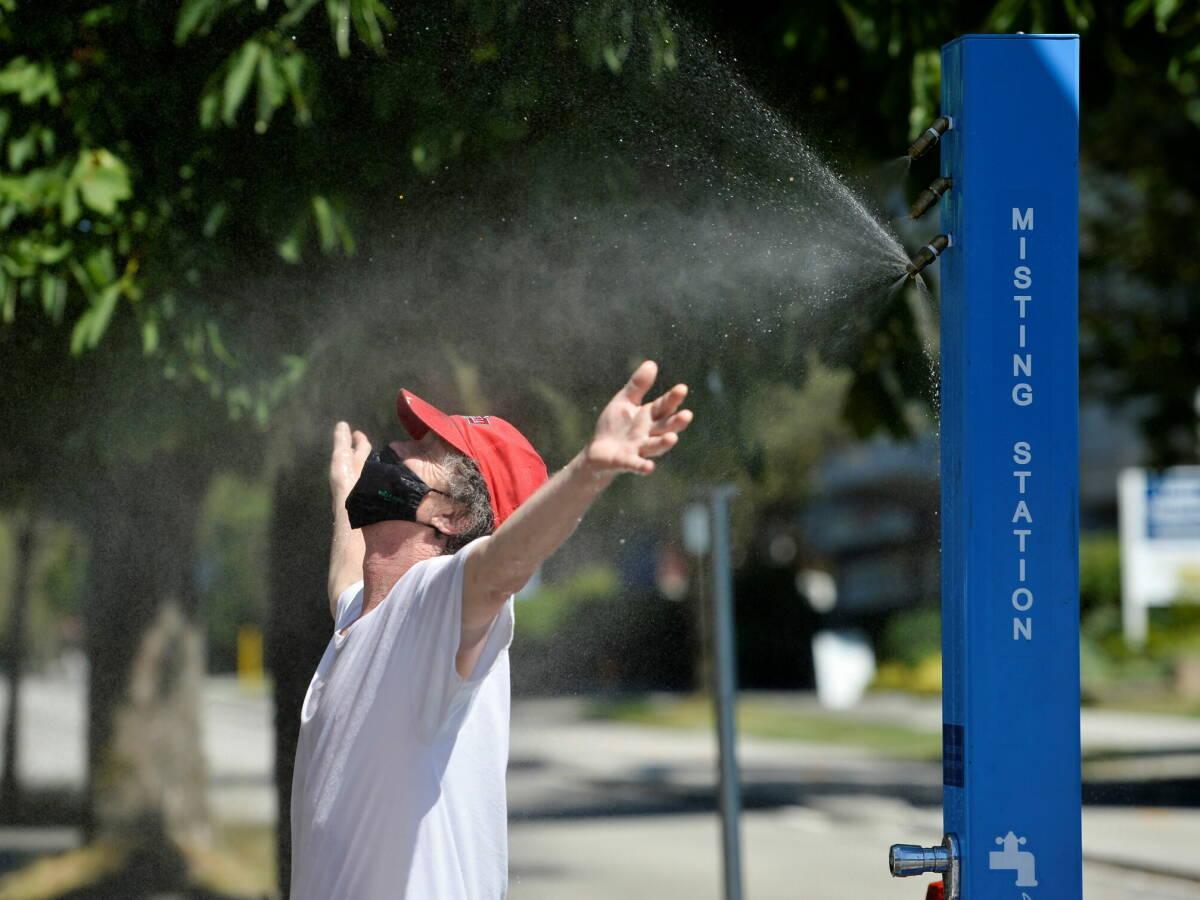 Ola de calor histórica: la cifra de muertos en Canada y EE.UU. aumenta por las altas temperaturas