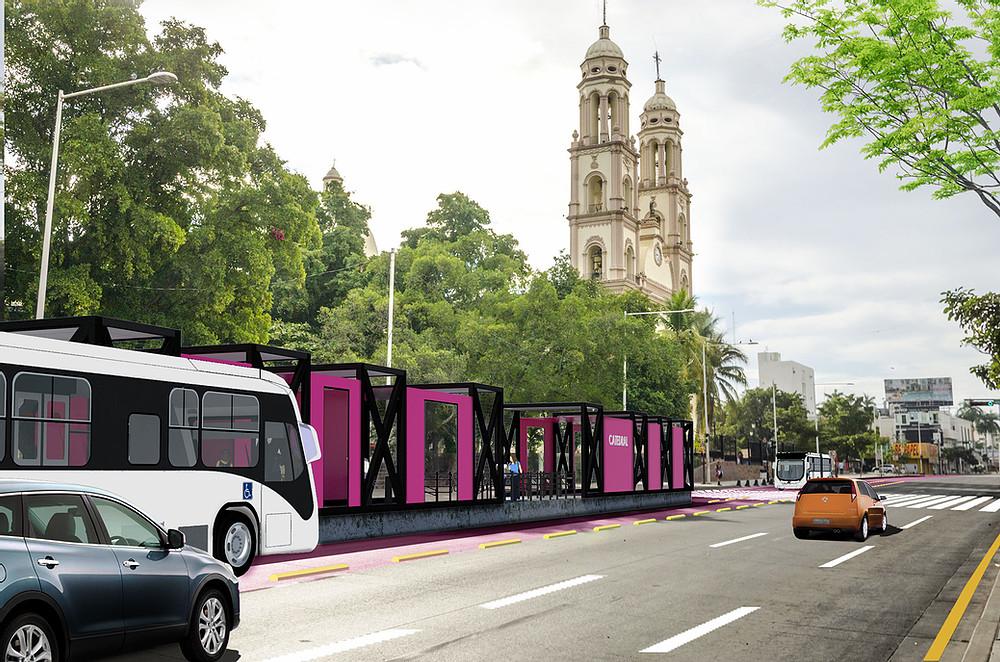 Metrobús en Culiacán: empezaran obras a finales de septiembre y anuncian primera inversión