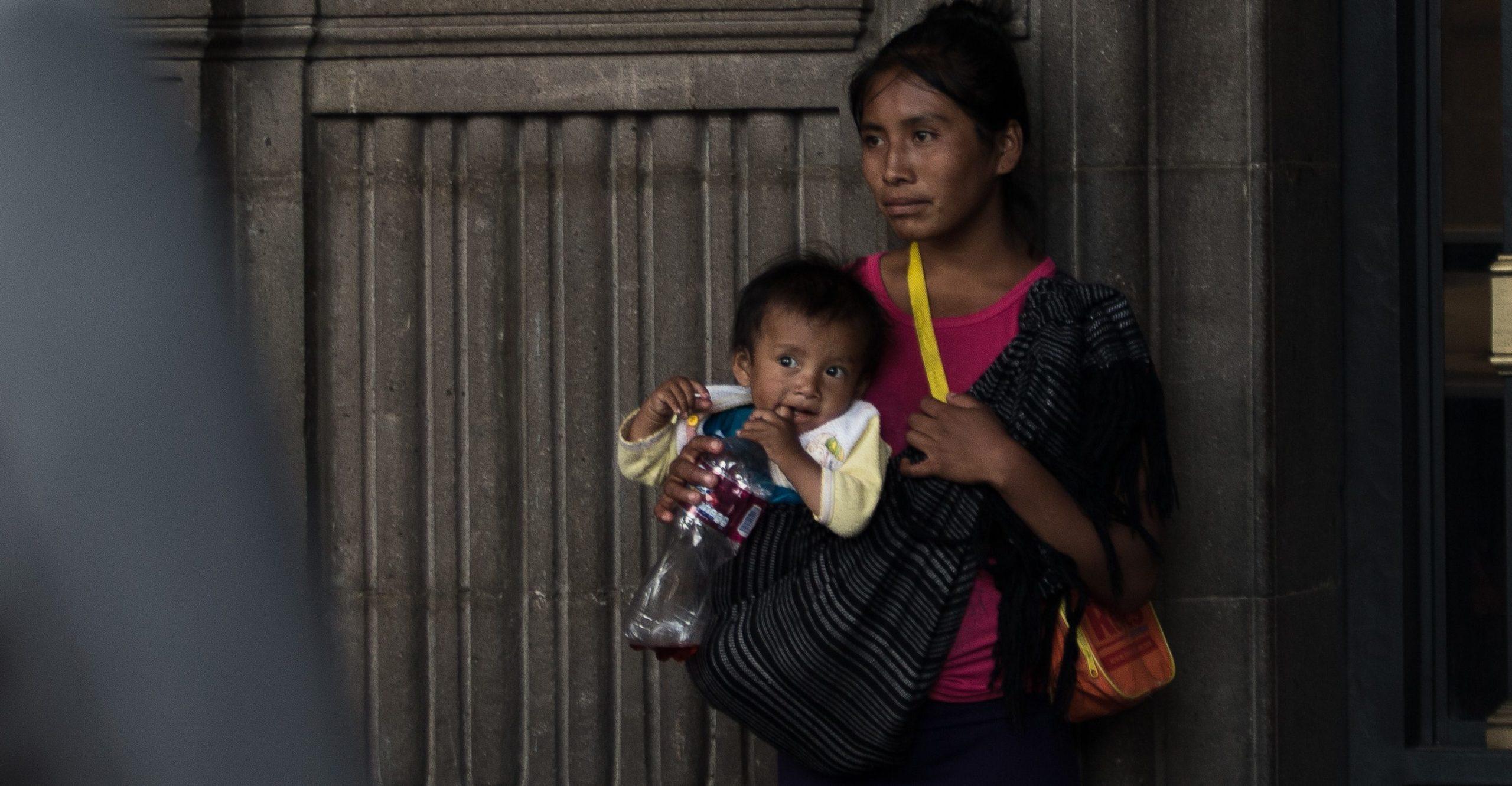 La pobreza en México va en aumento, alcanza casi el 44% de la población