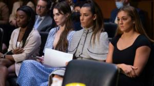 Simone Biles culpa a FBI y autoridades deportivas por permitir abuso de Larry Nassar