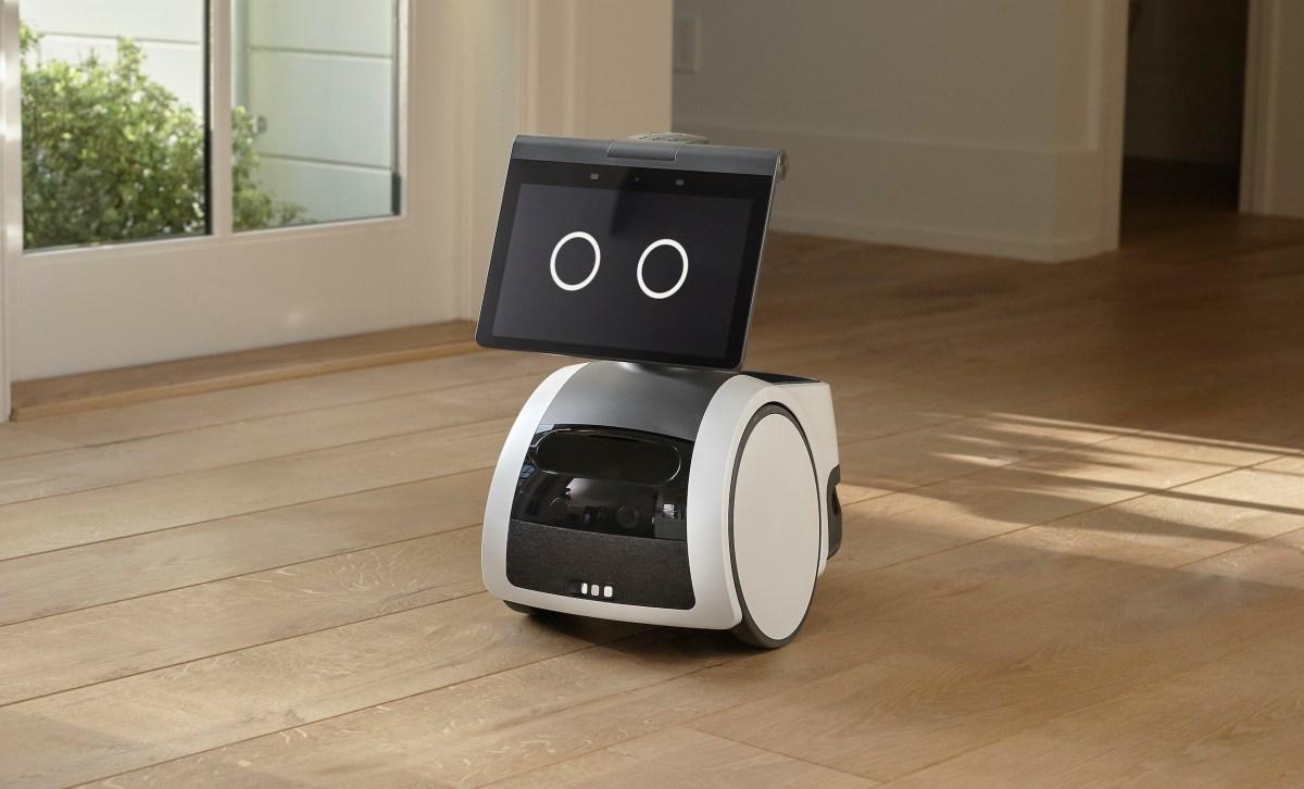Amazon presenta Astro, el nuevo robot domestico