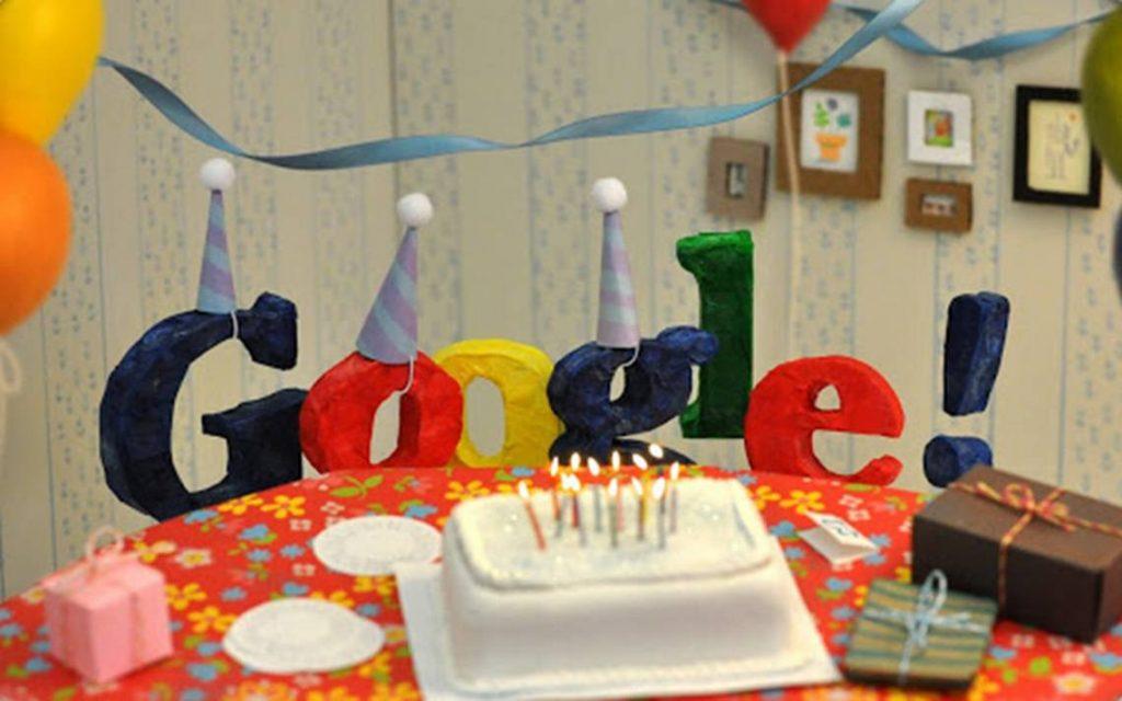 Google cumple 23 años: Datos curiosos del gigante buscador